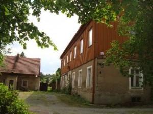 Historisches Forsthaus in Langebrück
