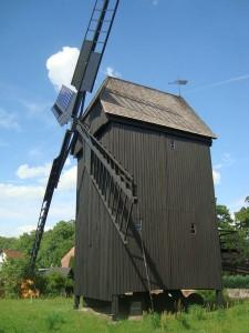 Windmühle in Dörgenhausen