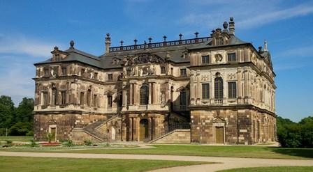 Palais im Großen Garten