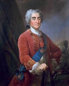 August II., König von Polen 1697 - 1733 (wikipedia, Mathiasrex)
