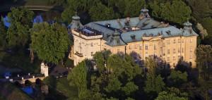 Schloss Rydzyna (Foto: J. Lewiński, 2011)