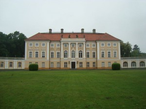 Schloss Pawłowice