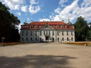 Schloss Nieborów (Foto: wikicommons, Dariusz Cierpiał)