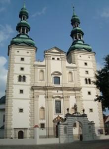 Basilika in Łowicz