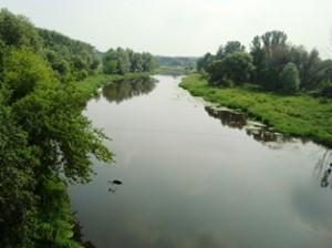 Bzura w Sochaczewie