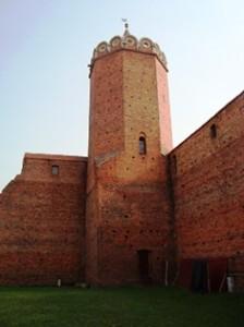Königsschloss in Łęczyca