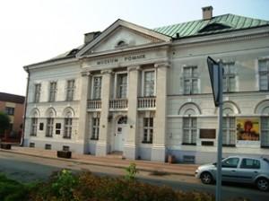 Die Bzura in Sochaczew