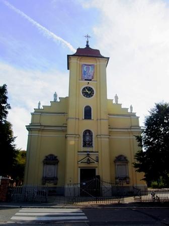Kirche des hl.Johannes des Täufers