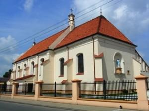Piątek, Dreifaltigkeitskirche
