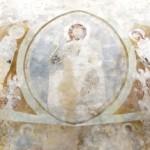 Tum, Wandbild Christus Pantokrator
