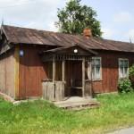 Typisches altes, masowsches Bauernhaus