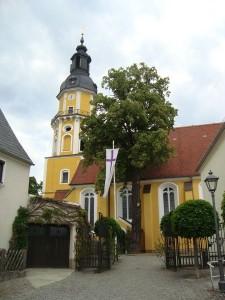 Die Hauptkirche in Königsbrück