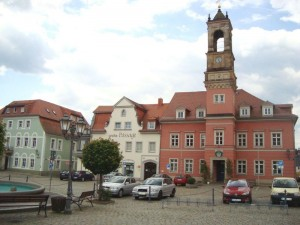 Rathaus Königsbrück