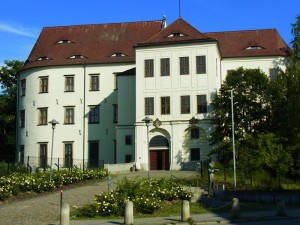 Schloss Hoyerswerda