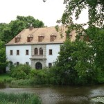 Altes Schloss in Bad Muskau