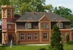 Herrenhaus im Kromlauer Park