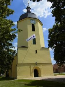 Kirche in Schleife