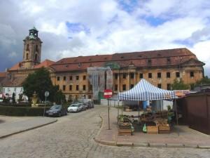 Żary, Schlossanlage (Bieberstein- und Promnitzschloss)