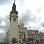 Rathaus in Bytom Odrzański