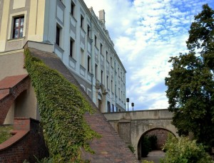Glogauer Schloss (Quelle: Wikipedia, MARTYNA, 2012)
