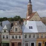 Bürgerhäuser auf der Westseite des Marktes – Wohnbereich und Arbeitsplatz Augusts II.