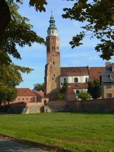 Pfarrkirche in Wschowa