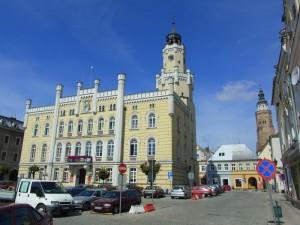 Rathaus in Wschowa