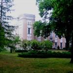 Schloss in Trzebiny (Quelle: Wikipedia, Ralf Lotys, 2010)