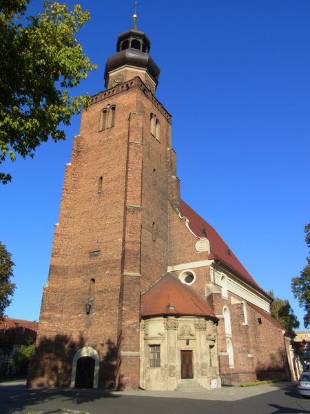 Johanneskirche in Leszno
