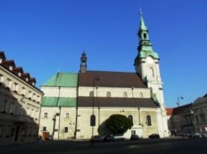 Marienkirche und Sanktuarium des hl. Josef