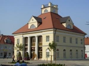 Rathaus in Łęczyca