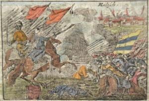 """Schlacht bei Kalisch (aus """"Polnische Geschichten"""")"""