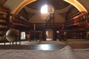 Bilbliothek Poaugustiańska (Quelle: wikipedia, Mohylek)