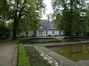 Chopins Geburtshaus in Żelasowa Wola